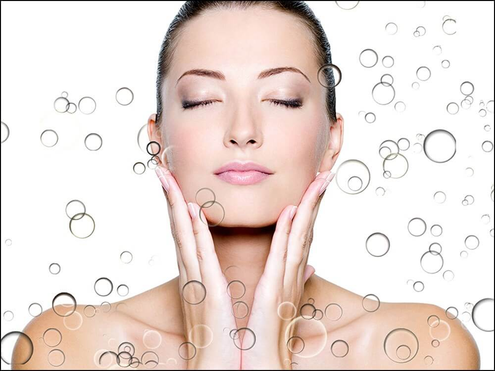 Oxygen Therapy for beauty