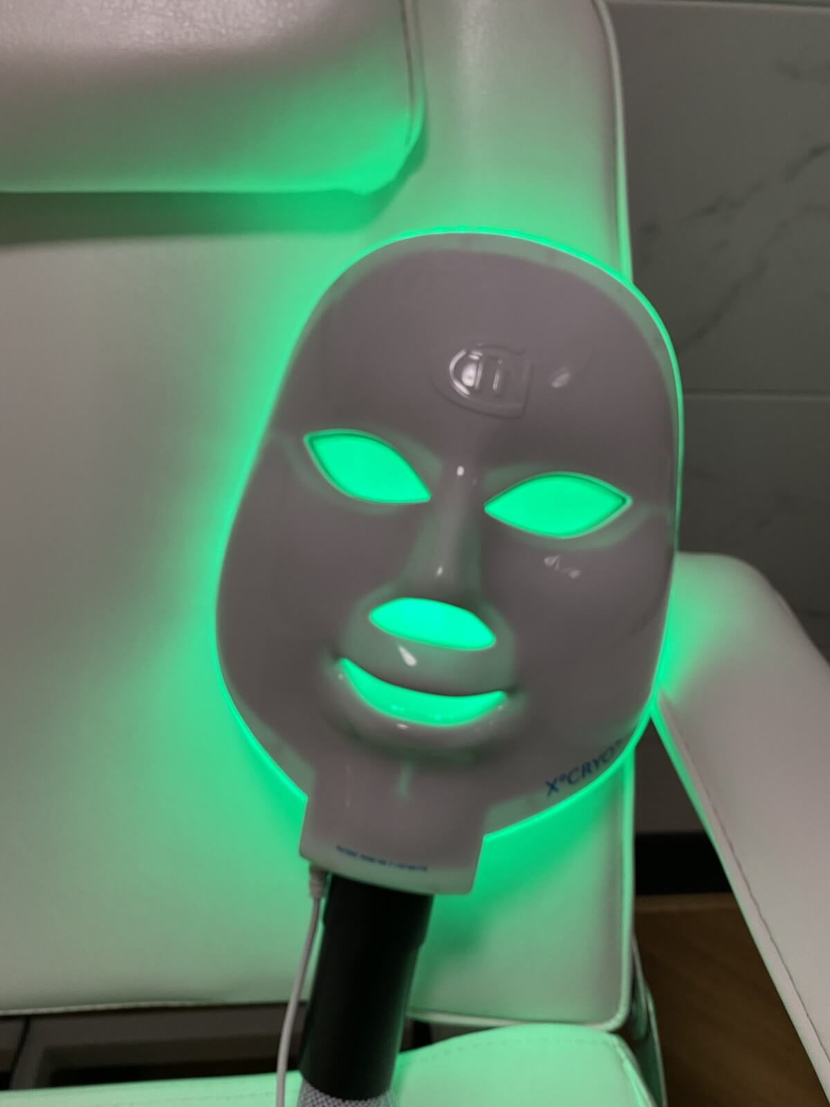 Green LED Light - IV Vitamin & Therapy Lounge