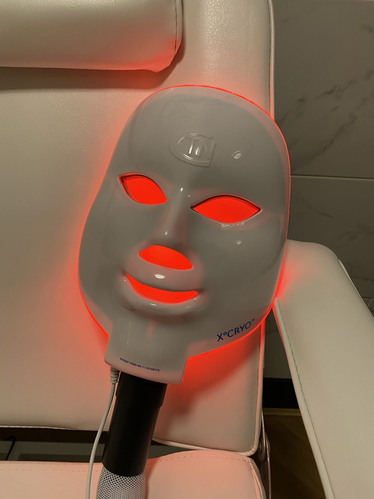 Red LED Light - IV Vitamin & Therapy Lounge